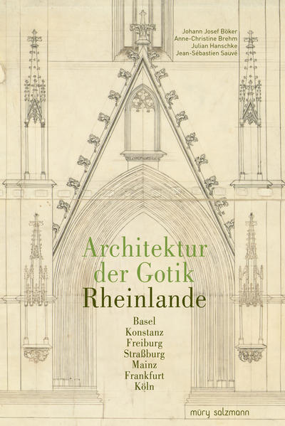 Architektur der Gotik - Coverbild