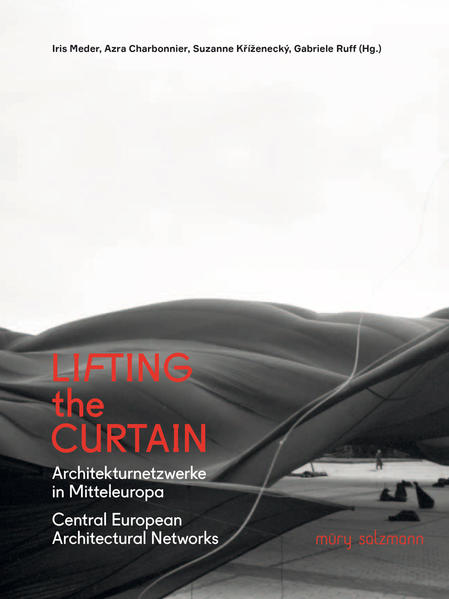 Lifting the curtain - Coverbild