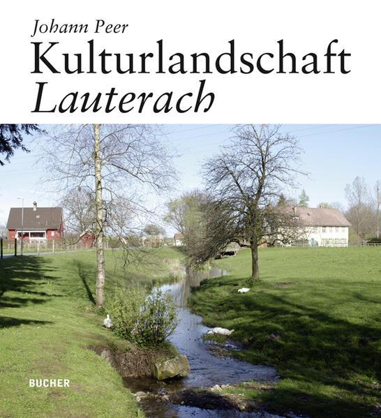 Kulturlandschaft Lauterach - Coverbild