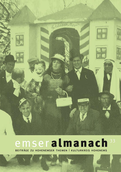 emser almanach 33 - Coverbild
