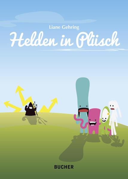 Helden in Plüsch - Coverbild