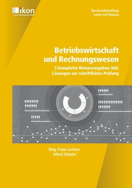 Berufsreifeprüfung Betriebswirtschaft und Rechnungswesen - Coverbild