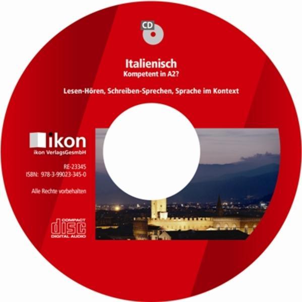 Italienisch Kompetent in A2? Audio-CD - Coverbild