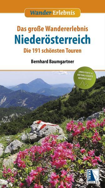Das große Wandererlebnis Niederösterreich - Coverbild