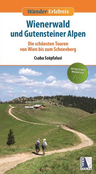 Wienerwald und Gutensteiner Alpen - Coverbild