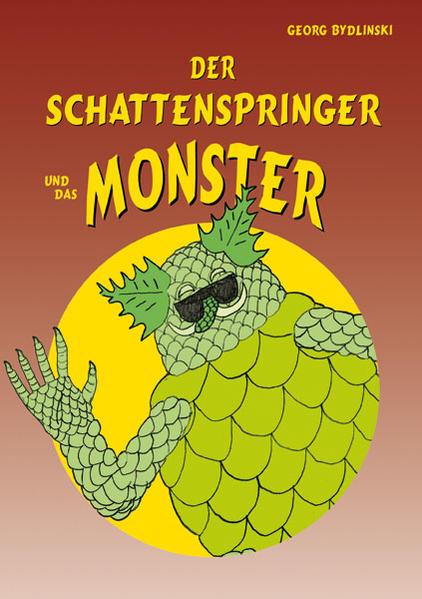 Der Schattenspringer und das Monster - Coverbild