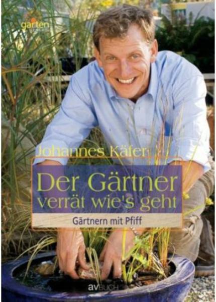 Der Gärtner verrät wie´s geht - Coverbild