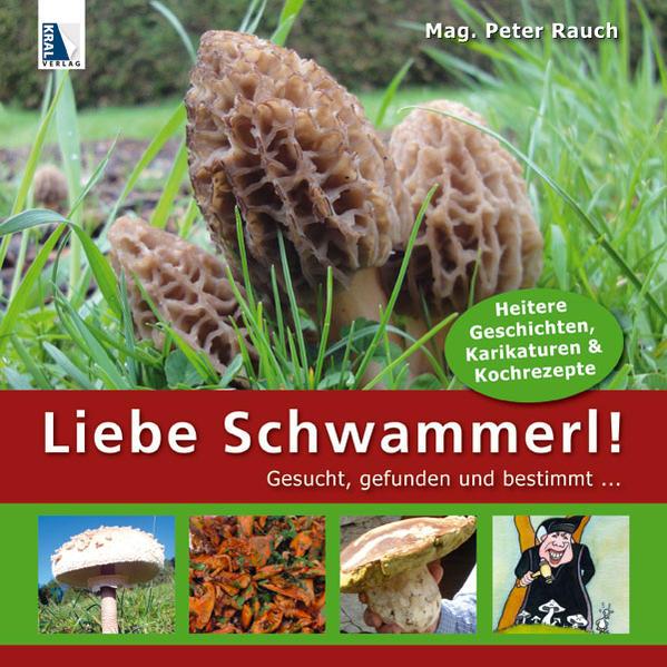 Liebe Schwammerl... - Coverbild