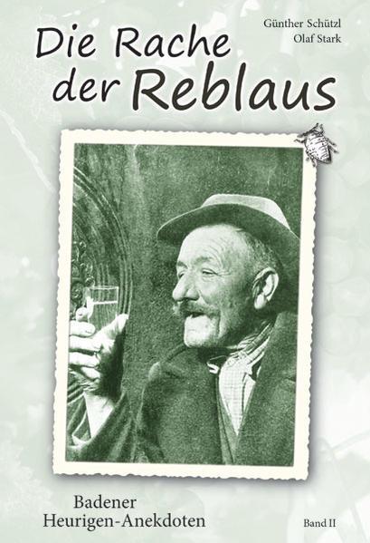 Die Rache der Reblaus - Coverbild