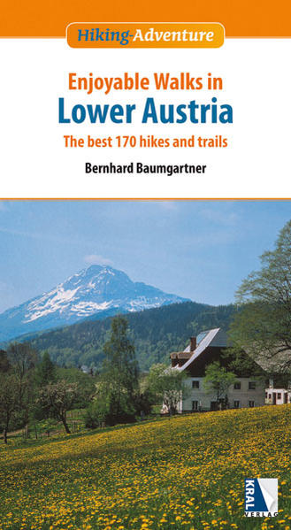 Enjoyable Walks in Lower Austria - Coverbild