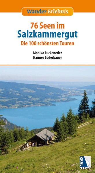 76 Seen im Salzkammergut - Coverbild