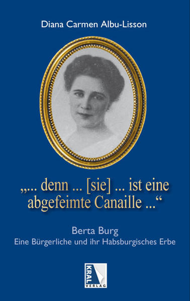 Bertha Burg - Coverbild