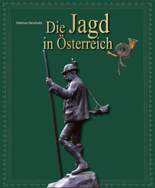 Die Jagd in Österreich - Coverbild