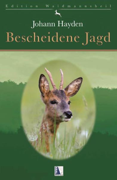 Bescheidene Jagd - Coverbild