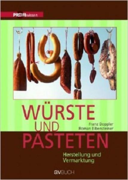 Würste und Pasteten - Coverbild