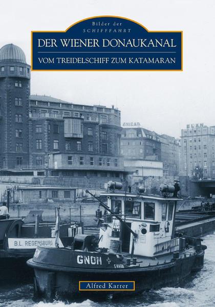 Der Wiener Donaukanal - Coverbild
