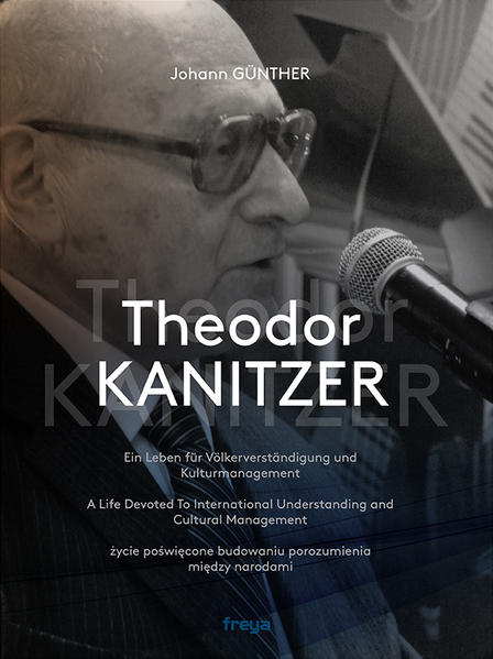 Theodor Kanitzer - Coverbild