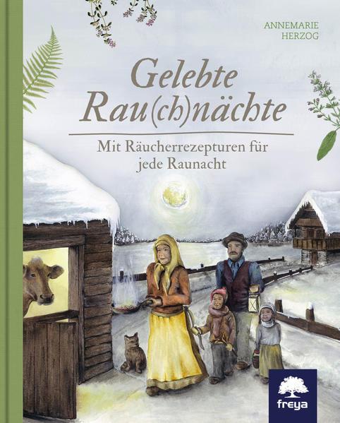 Gelebte Rau(ch)nächte - Coverbild
