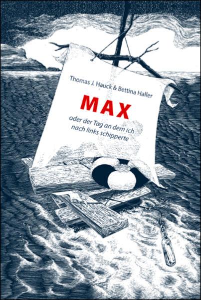 Max oder der Tag an dem ich nach links schipperte - Coverbild