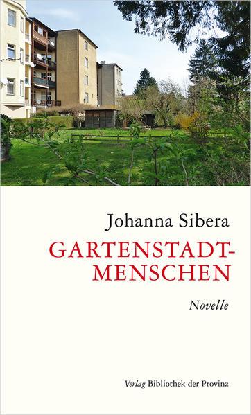 Gartenstadtmenschen - Coverbild