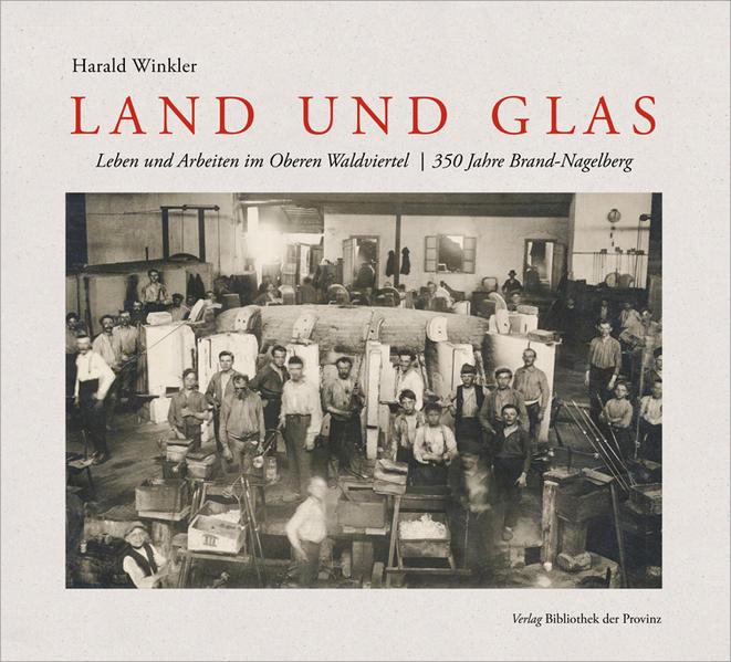 Land und Glas - Coverbild