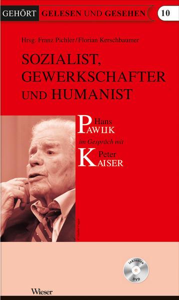 Sozialist, Gewerkschafter und Humanist - Coverbild
