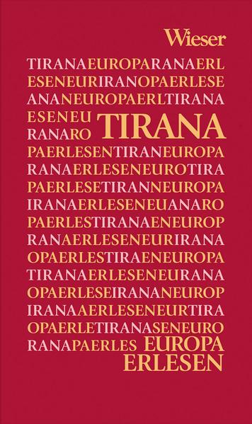 Europa Erlesen Tirana - Coverbild