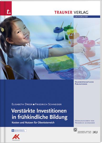 Verstärkte Investitionen in frühkindliche Bildung - Coverbild