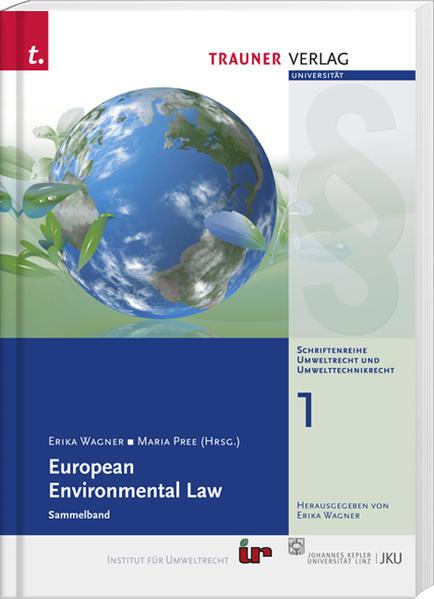 European Environmental Law - Coverbild