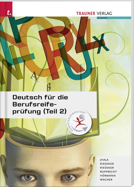 Deutsch für die Berufsreifeprüfung (Teil 2) - Coverbild