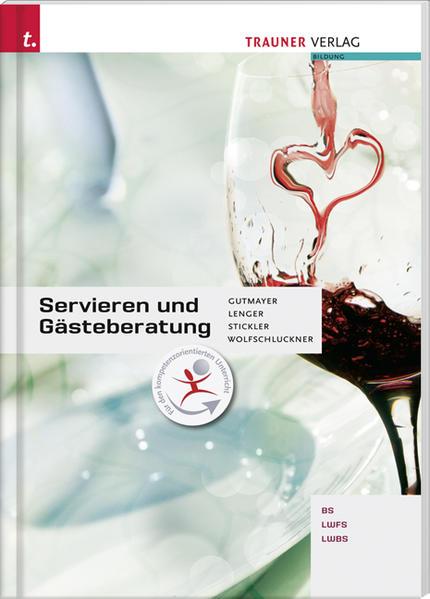 Servieren und Gästeberatung - Coverbild