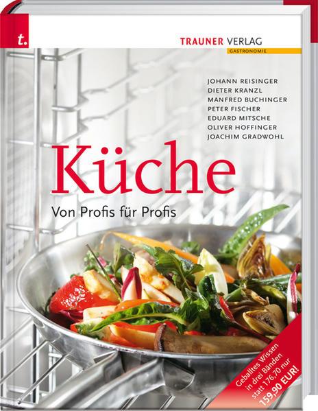 Küche. Von Profis für Profis - Coverbild