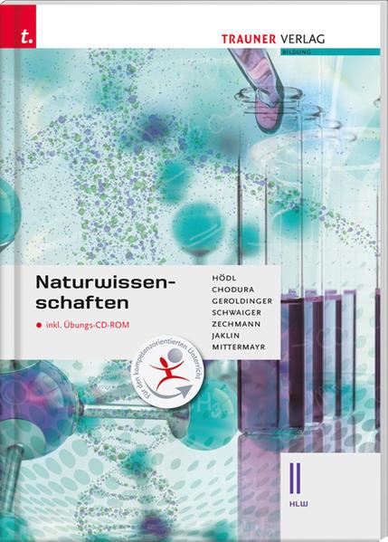 Für HLW-Schulversuchsschulen: Naturwissenschaften II HLW inkl. Übungs-CD-ROM - Coverbild