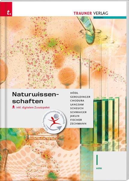 Naturwissenschaften I HAK inkl. Übungs-CD-ROM - Coverbild