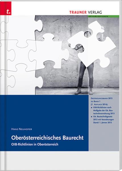 Oberösterreichisches Baurecht - Coverbild