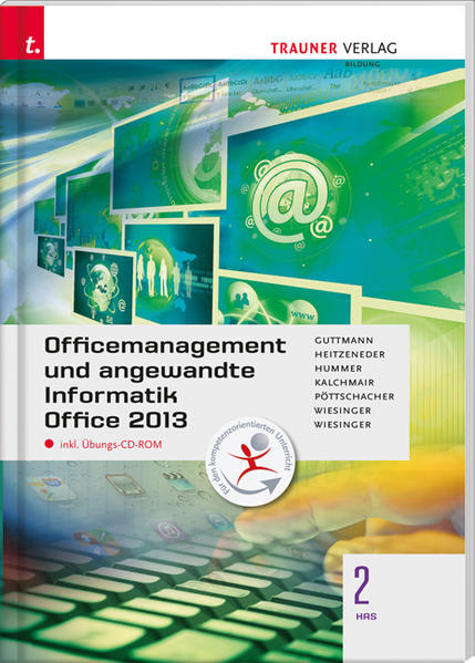 Officemanagement und angewandte Informatik 2 HAS Office 2013 inkl. Übungs-CD-ROM - Coverbild