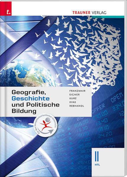 Geografie, Geschichte und Politische Bildung II HTL - Coverbild
