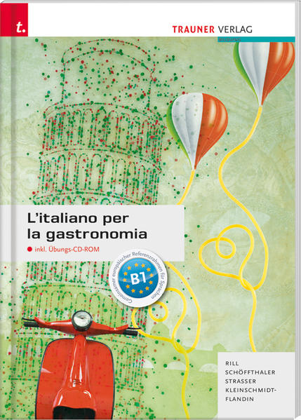 L'italiano per la gastronomia inkl. Übungs-CD-Rom - Coverbild