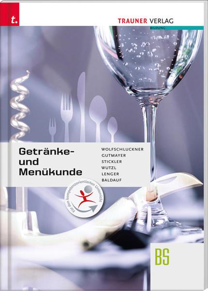 Getränke- und Menükunde - Coverbild