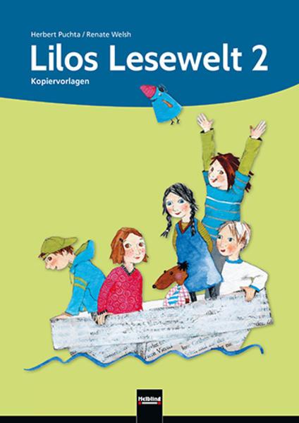 Lilos Lesewelt 2 / Lilos Lesewelt 2 - Coverbild