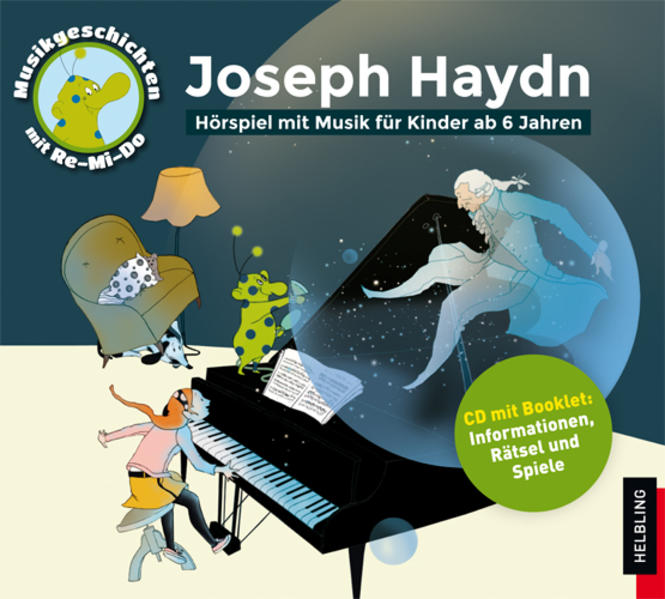Joseph Haydn - Coverbild