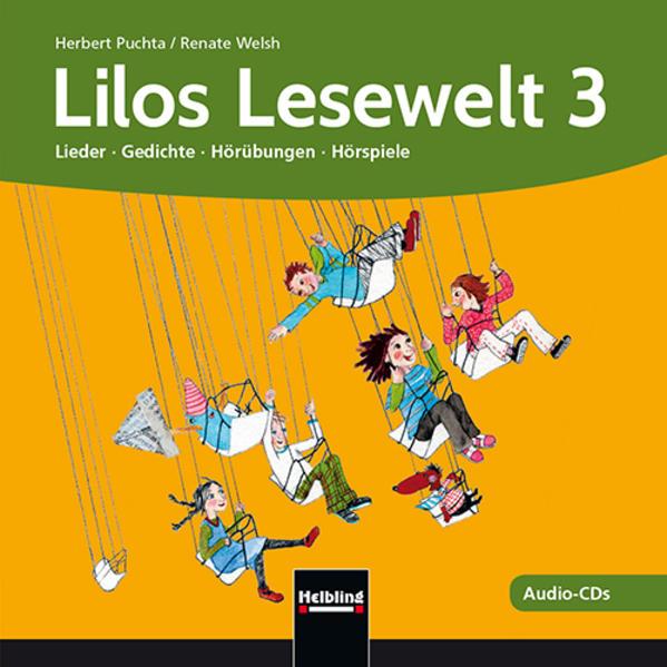 Lilos Lesewelt 3 / Lilos Lesewelt 3 - Coverbild