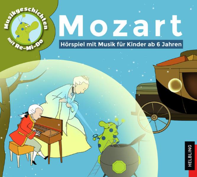 Wolfgang Amadeus Mozart - Coverbild