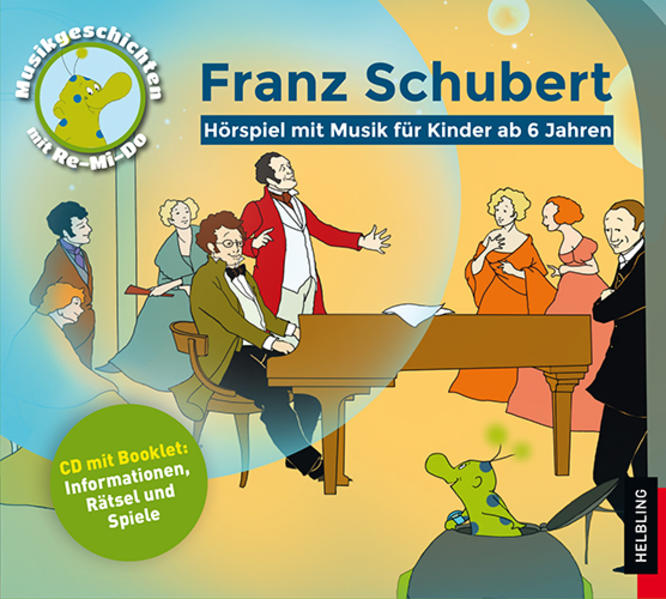 Franz Schubert - Coverbild