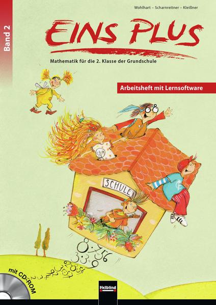 EINS PLUS 2. Arbeitsheft mit Lernsoftware (Ausgabe D) - Coverbild
