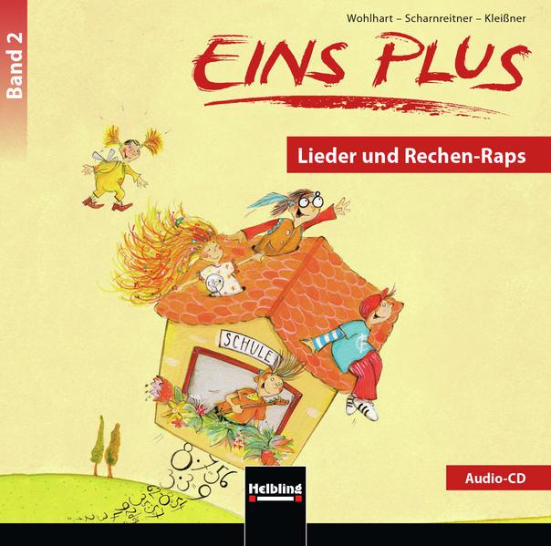 EINS PLUS 2 (Ausgabe D). Audio-CD - Coverbild