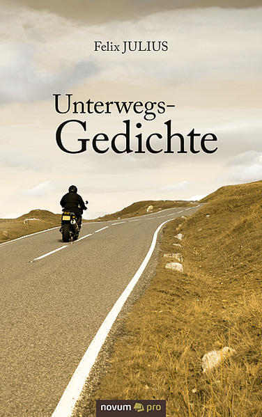 Unterwegs-Gedichte - Coverbild