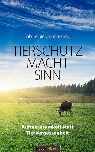 TIERSCHUTZ MACHT SINN - Coverbild