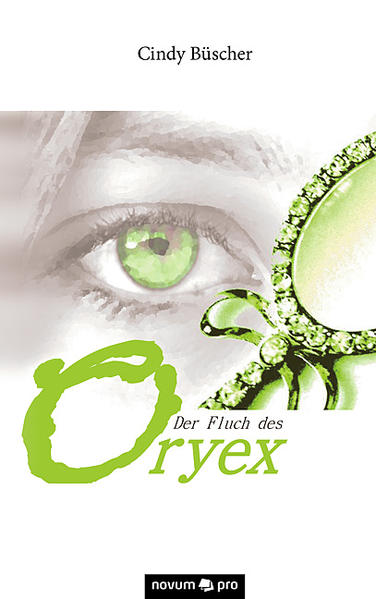 Der Fluch des Oryex - Coverbild