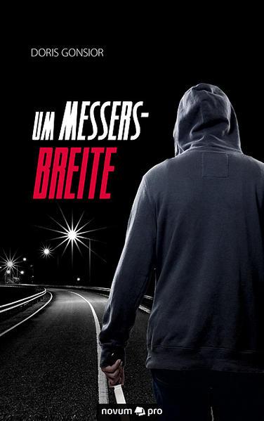 Um Messersbreite - Coverbild